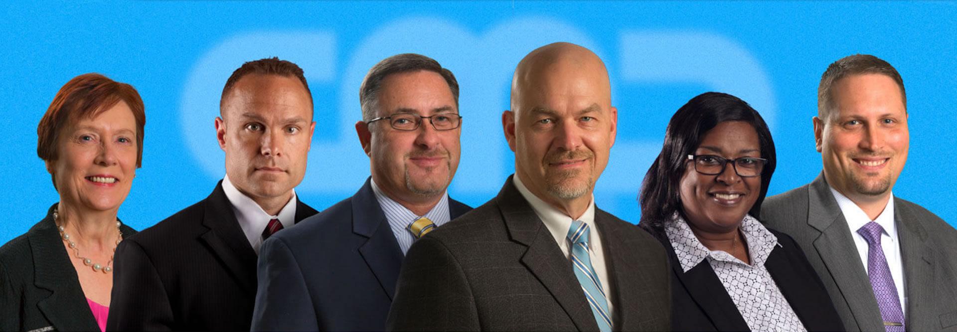 CMP Pharma leadership headshots
